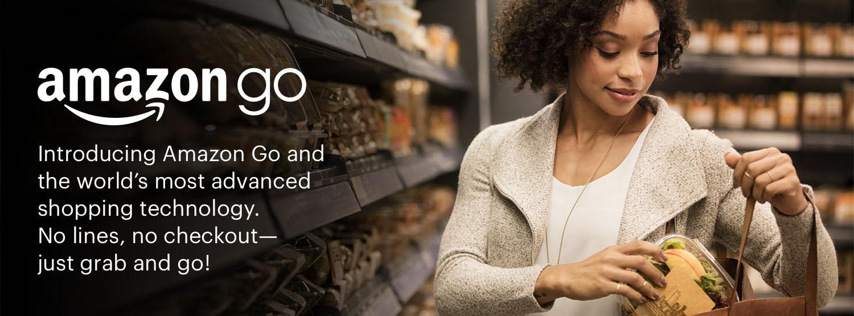 Amazon Go - La rivoluzione del supermercato
